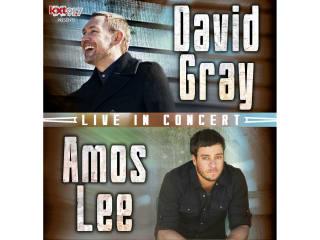 David Gray and Amos Lee