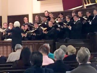 Moseley Memorial Music Series: St. Thomas' Parish Choir Staff Singers