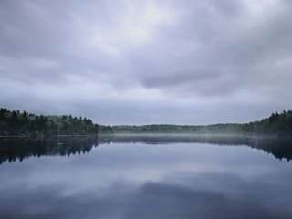 Walden Pond by Scot Miller