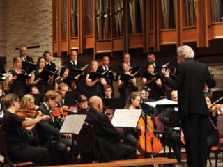"Houston Chamber Choir presents ""Mozart's Messiah Magic"""