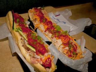 Fourth Annual Zombie Sandwich Challenge