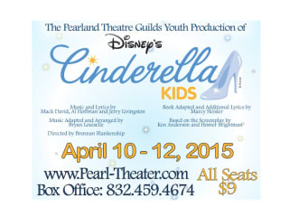 Pearland Theatre Guild presents Disney's <i>Cinderella Kids</i>