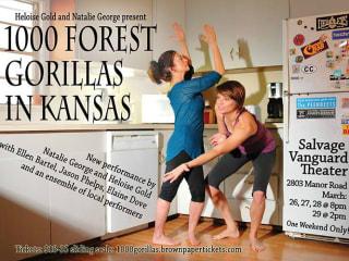 1,000 Forest Gorillas in Kansas_Heloise Gold_Natalie George_2015