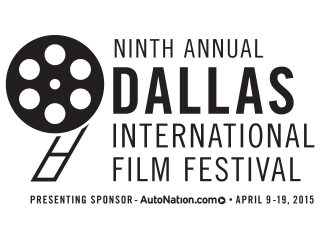 2015 Dallas International Film Festival logo