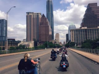 Max's Ride for ALS_Austin_motorcycle
