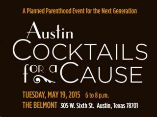 Planned Parenthood_Austin Cocktails for a Cause_2015