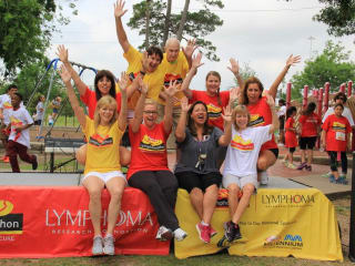 Lymphoma Research Foundation Lymphoma Walk Events