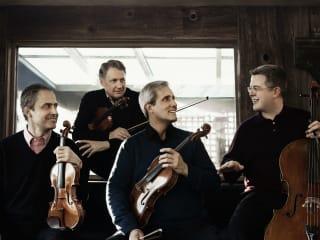 Chamber Music Houston presents Emerson String Quartet
