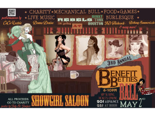 3rd Annual Betties Ball