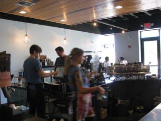 Austin Photo Set: News_Monique Lavie_Houndstooth Coffee_September 2011_interior