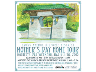Swiss Avenue Historic Home Tour