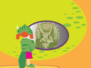 Sarah the Dinosaur