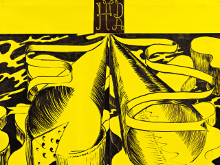 Blaffer Art Museum Presents Early Awnings: Henning Bohl with Sergei Tcherepnin