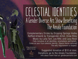 Gender Portraits_Celestial Identities_event_May 2015
