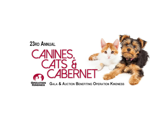 23rd Annual Canines, Cats & Cabernet Gala and Auction benefiting Operation Kindness