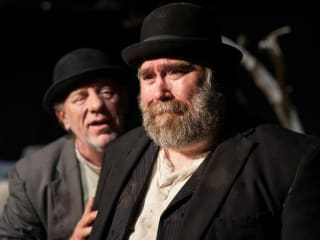 The City Theatre Company_Waiting for Godot_Jamie Parker_Wray Crawford_2015