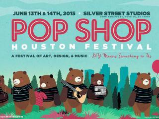 Pop Shop Houston Summer Festival_June 2015