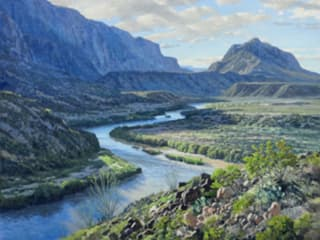 William Reaves Fine Art Presents Texas Visions: Contemporary Texas Regionalism at the Nave Museum