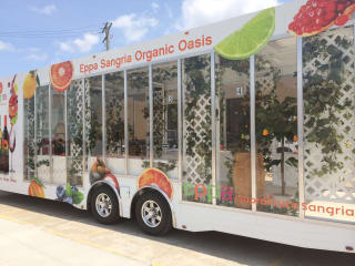 Eppa Sangria's Organic Oasis: Summer of Sangria Mobile Tour