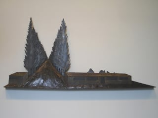 Arts Brookfield Presents Stories in Steel Exhibition Highlights Selected Works of Ed Wilson
