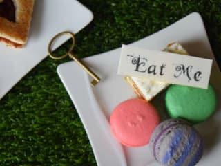 Mad Hatter Tea Parties_Alice's Adventure in Wonderland_Ransom Center_Four Seasons_2015