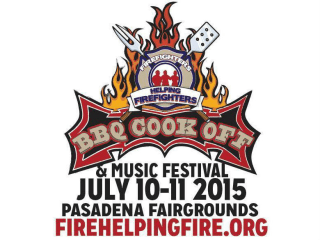 Firefighters BBQ Cookoff