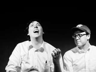 Improv Comedy: Syzygy presents UCB's Berg + Station Select with Casual Latin - Level 4 Recital + CAN Film Festival