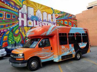 Houston Wave Bus