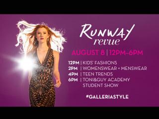Runway Revue Fashion Show