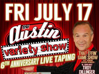 Austin Variety Show 6th Anniversary