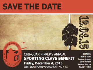 Sporting Clays Benefit