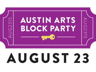 Central Arts in Austin Block Party