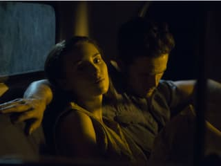 Rooney Mara and Casey Affleck in Ain't Them Bodies Saints