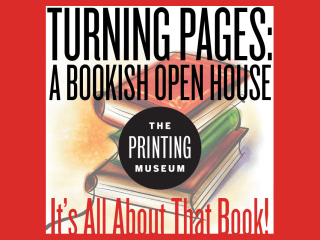 The Printing Museum Turning Pages