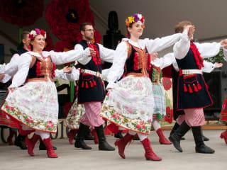 Our Lady of Czestochowa Roman Catholic Church presents The Houston Polish Festival