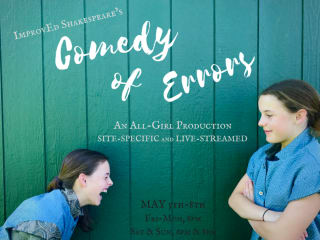 Andee Kinzy presents ImprovEd Shakespeare's <i>Comedy of Errors</i>
