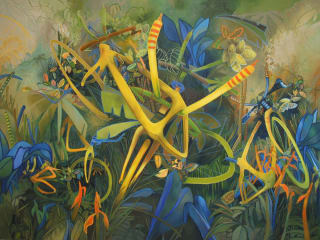 ART on 5th presents Resa Wohlrabe opening reception