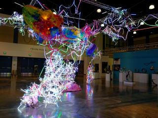 Galveston Arts Center presents Conversations @ The Center: Adela Andea and Pablo Gimenez-Zapiola