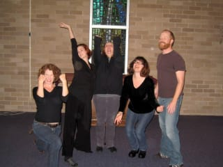 Austin Playback Theatre presents First Tuesday Stories