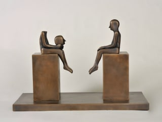 "Hooks-Epstein Galleries presents ""Richard Neidhardt (1921-2009): Past Revisited"" opening reception"