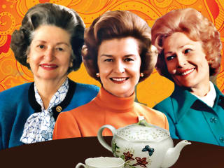 One Thirty Productions presents Tea for Three