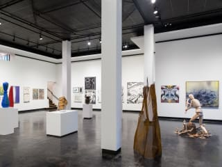 """Lawndale Art Center presents """"The Big Show"""" opening reception"""