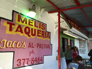 Meli's Taqueria