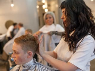 Blade Craft Barber Academy in Dallas
