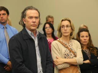 American Crime ABC television show Timothy Hutton Felicity Huffman season one 2014