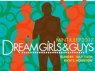 Legacy Community Health presents 15th Annual Mint Julep: <i>Dream Girls and Guys</i>