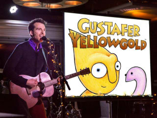 Austin Scottish Rite Theater presents Gustafer Yellowgold