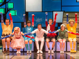 Theatre Under the Stars presents The World According to Snoopy