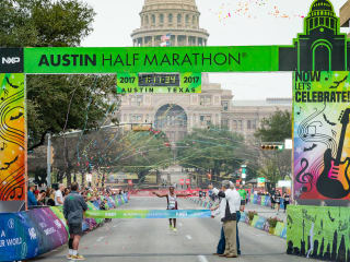 High Five Events presents Austin Marathon