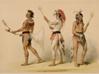 "The Briscoe Western Art Museum presents George Catlin's ""North American Indian Portfolio"" opening reception"